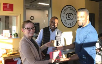 G3 Collaborates with Greyston Bakery Team