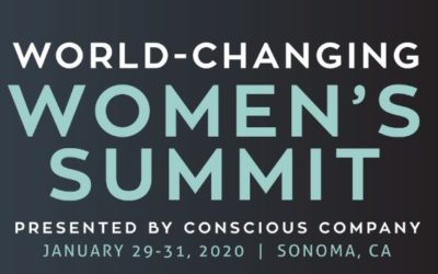 Susan Attends World-Changing Woman's Summit